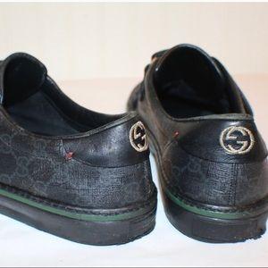Authentic men's Gucci sneakers